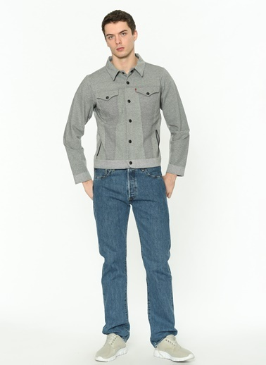 Levi's® Jean Ceket Gri